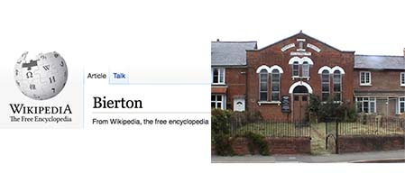 https://en.wikipedia.org/wiki/Bierton#None_Conformist_Particular_Baptist_Place_of_Worship